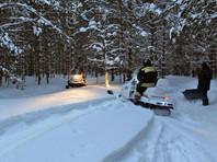 В Томской области родители сбившихся с лыжни детей просят не увольнять директора школы и физрука