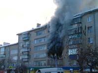 В башкирском Белорецке при взрыве газа погиб человек, двое пострадали
