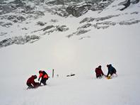 СК возбудил уголовное дело по факту гибели людей под лавиной в Хибинах