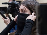 В Москве за нарушение ПДД задержали автомобиль с Марой Багдасарян, ехавшей из полиции