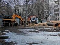 В подмосковном Красногорске без тепла остались 12 тыс. человек. Введен режим ЧС