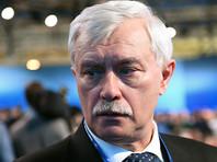 На митинге против передачи Исаакия РПЦ потребовали отставки Полтавченко