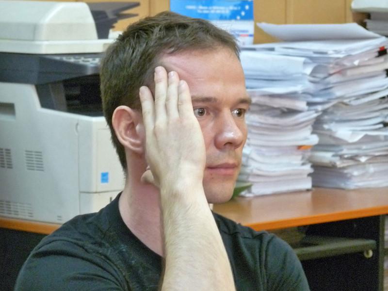 """Осужденный оппозиционер Ильдар Дадин находится в ИК-5 в Алтайском крае, сообщила """"Медиазоне"""" его супруга журналистка Анастасия Зотова после телефонного разговора с мужем"""
