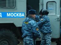 В Москве задержаны участники одиночных пикетов в поддержку Дадина
