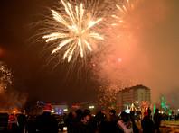 Жители Грозного рассказали об антиалкогольных рейдах в столице Чечни в новогоднюю ночь