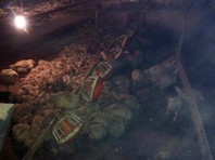 В Туве идет операция по спасению замерзающих кур