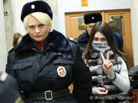 Мару Багдасарян арестовали на 15 суток за уклонение от обязательных работ