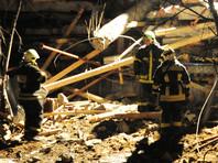 В Ижевске крыша жилого дома обрушилась под тяжестью снега