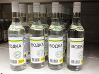 Минфин вновь предложил повысить минимальную цену на водку