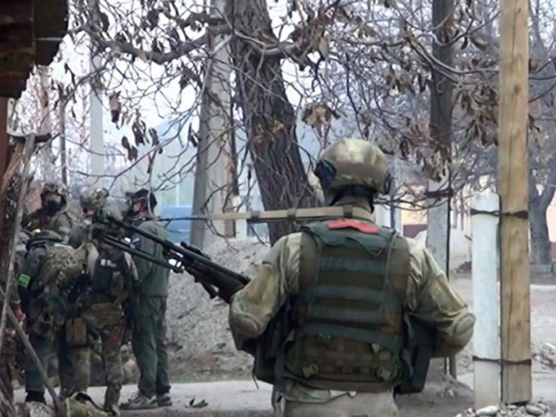 В ходе контеррористической операции в Чечне, начавшейся 11 января, погибли двое бойцов Росгвардии