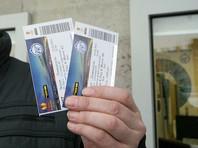 Билеты на футбольные матчи в России теперь начинают продавать по паспортам