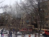 В Саратове в многоэтажном доме взорвался газ, есть пострадавшие (ВИДЕО)