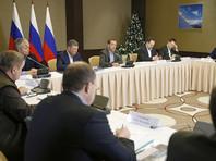 """Медведев оценил туризм в Сочи: услышал жалобы на """"ски-пасс"""" и пожалел, что не захватил коньки"""