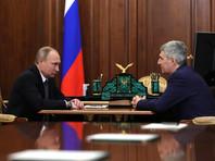 Временно исполняющим обязанности главы Республики Карелия Путин назначил теперь уже бывшего руководителя Федеральной службы судебных приставов (ФССП) Артура Парфенчикова