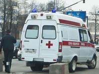 В Москве внедорожник насмерть сбил человека и протаранил автомобили