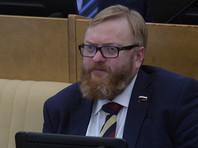 Депутат Госдумы РФ Виталий Милонов принял участие в крестном ходе вокруг Исаакия