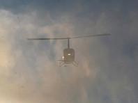 На Алтае упал в озеро экскурсионный вертолет, на борту минимум пять человек