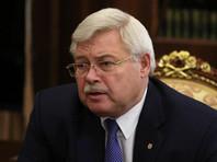 В ходе встречи с президентом Жвачкин выразил желание пойти на выборы в сентябре 2017 года и продолжить работу на своем посту