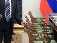 В России в ближайшие дни может быть объявлено об отставке пяти губернаторов