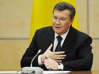 Янукович открестился от призыва к РФ ввести на Украину войска