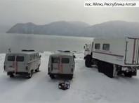 Тела жертв крушения вертолета Robinson будут искать на дне Телецкого озера при помощи аппарата Falcon