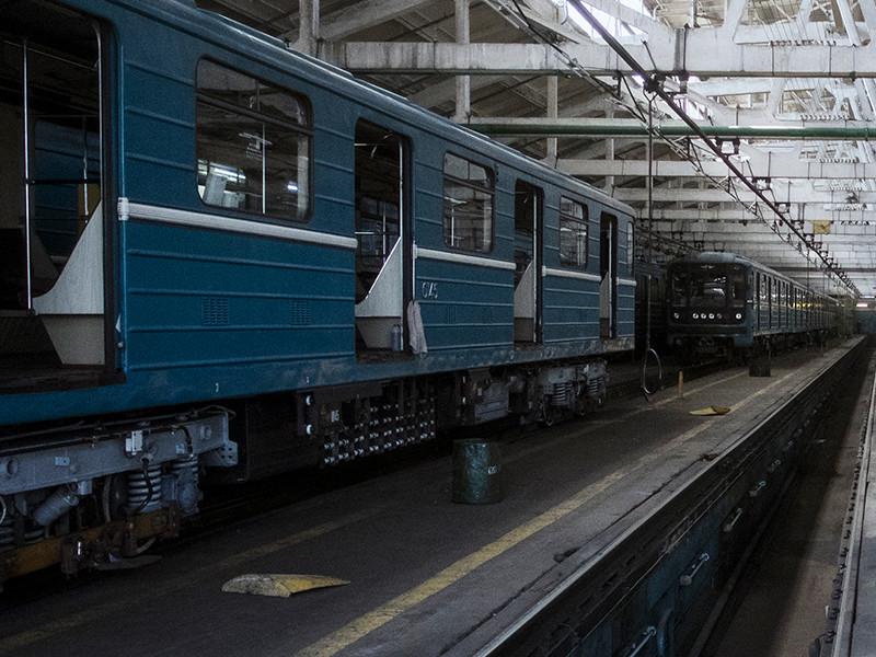 В профсоюзе московского метро заявили об отсутствии запчастей для ремонта