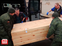 На Урале похоронили бойца ДНР Децла из батальона убитого Гиви