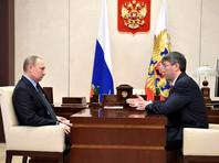Путин назначил главой Бурятии замглавы Минтранса Алексея Цыденова