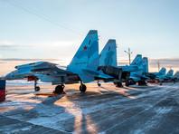 Источник: Россия поставит Китаю в этом году по контракту десять истребителей Су-35