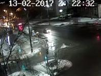 Автомобиль Росгвардии сбил женщину с инвалидом-колясочником в Петрозаводске (ВИДЕО)