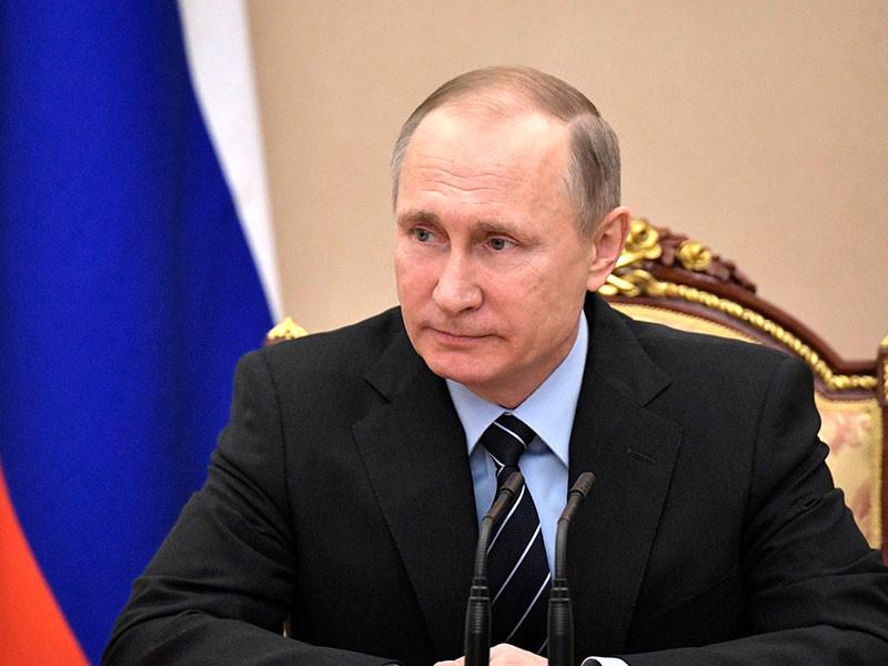 """Путин пригласил противника изоляции России Штайнмайера приезжать """"в удобное время"""""""