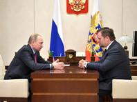 Путин назначил нового руководителя Новгородской области