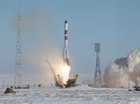 """Космический грузовик """"Прогресс"""" успешно стартовал к МКС"""