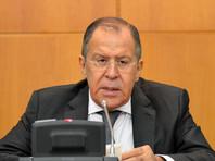 Иран не был замечен в связях с террористами, оспорил Лавров заявление Трампа