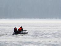 Прекращены поиски упавшего в алтайское озеро вертолета