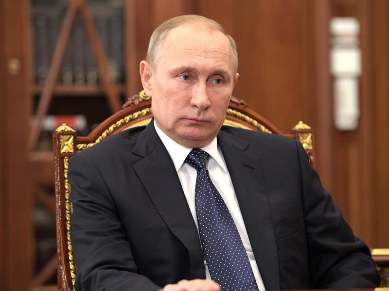 Путин освободил от дожностей 16 генералов МЧС, МВД и Следственного комитета