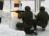 Перед Днем защитника Отечества военных в 26 регионах РФ проверили на готовность к борьбе с террористами