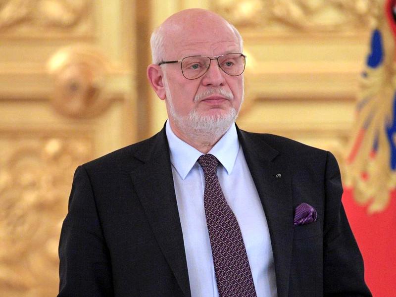 Глава президентского Совета по правам человека (СПЧ) Михаил Федотов