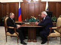 Путин досрочно прекратил полномочия губернатора Томской области