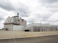 """Американская система противоракетной обороны Aegis была развернута на военной базе """"Девеселу"""" на юге Румынии 12 мая 2016 года на месте советской военной базы"""