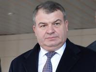 Правительство предложило кандидатуру Сердюкова в совет директоров Объединенной авиастроительной корпорации