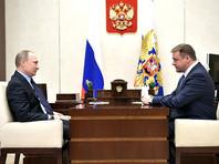 Путин назначил временно исполняющим обязанности губернатора Рязанской области депутата Николая Любимова