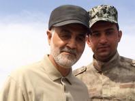 СМИ узнали об очередном визите в Россию иранского генерала Касема Сулеймани
