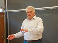 Умер физик и математик Людвиг Фаддеев