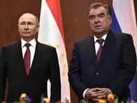 """""""Мы это обсуждали. В целом решение найдено, и мы будем работать в соответствии с договоренностью с президентом Таджикистана"""", - подчеркнул Путин"""