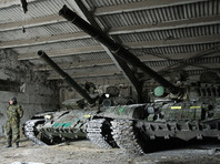 """Песков предложил спросить у Киева про танки в Донбассе: """"Это все-таки Украина"""""""