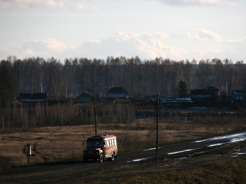 Поселок Кыштовка Новосибирской области