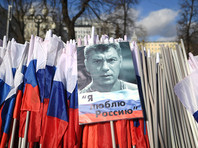 В Нижнем Новгороде сотни человек почтили память Немцова маршем и митингом