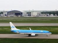 В Москве экстренно приземлился самолет, летевший из Дели в Амстердам