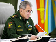 """Шойгу назвал бесперспективным намерение США выстраивать с Россией диалог с """"позиции силы"""""""